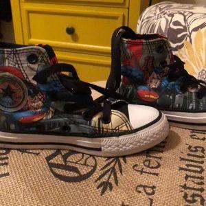 ee6c0edd23757b Converse Shoes - Size 11 kids marvel Superman converse